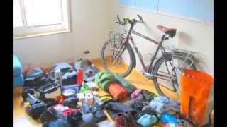 Fahrrad packen