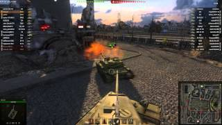 World of Tanks - M103 - Défense d