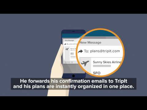 TripIt: Travel Organizer APK Cover