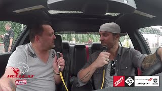 Download Lagu Brett Young Tells About The First Car That Was Special To Him -- Hellcat Confessions Gratis STAFABAND