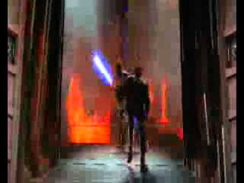 YouTube        - Anakin vs Obi-Wan Spanish (Espa.avi