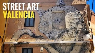 Street Art Valencia (Spain) documentary
