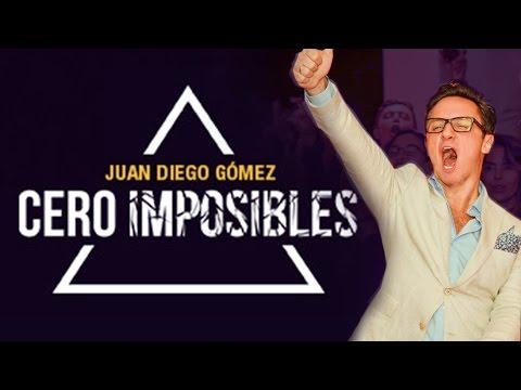 Cero imposibles / Programación Neurolingüística con Juan Diego Gómez