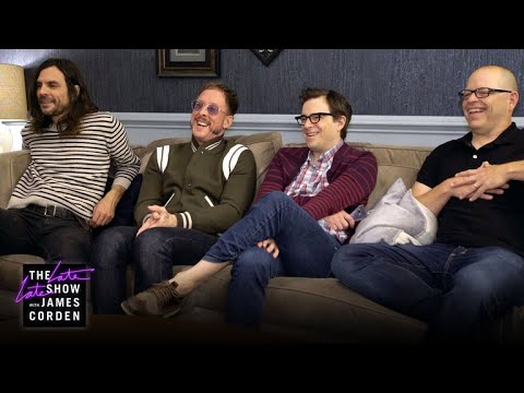 Weezer Plays 'Nate That Tune'