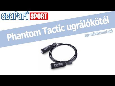 Phantom Tactic Csapágyas Ugrálókötél termékbemutató videó