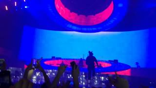 The Weeknd Video - Drake & The Weeknd - Crew Love (Live at Festhalle, Frankfurt)