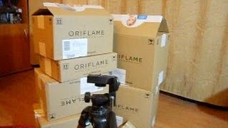 Unboxing Oriflame C2 - 2015
