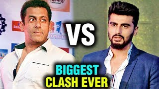 Salman Khan VS Arjun Kapoor BIG Fight | First Look | Bharat VS India's Most Wanted