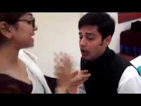 Rahul gandhi interview with arnab goswami SPOOF (Turnup Goswami VS Rahul Aandhi)
