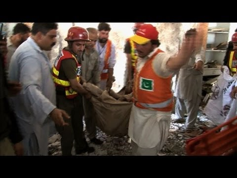 Suicide attack kills 15 at Pakistan Shiite mosque