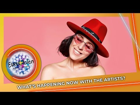 Eurovision 2016 | What's happening now with the artists?
