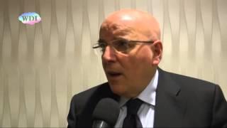 video Il presidente della Regione Calabria Mario Oliverio ha presieduto un incontro, a Lamezia Terme, per mettere un punto fermo sulla stabilizzazione dei lavorato...