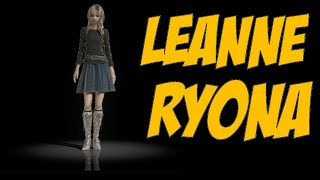 Resonance of Fate Ryona - Leanne (1)