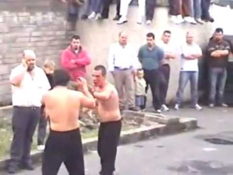 Irish Bareknuckle Fight Between 2 Brothers Image 1