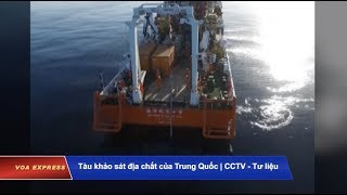 Hải Dương 8 quay lại vùng đặc quyền kinh tế Việt Nam (VOA)