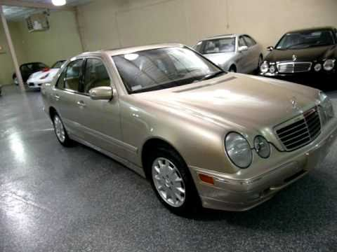 2000 mercedes benz e320 4matic 4dr sedan 3 2l 1997 sold youtube. Black Bedroom Furniture Sets. Home Design Ideas