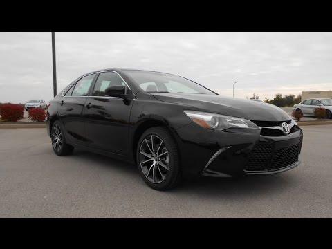 2015 Toyota Camry Xse Full Review Youtube