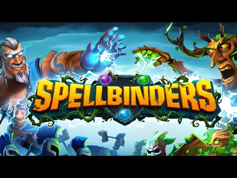 Spellbinders - Launch Trailer Google Play