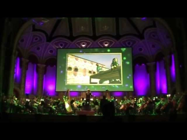 The Legend of Zelda: Symphony Of The Goddesses Dress Rehearsal