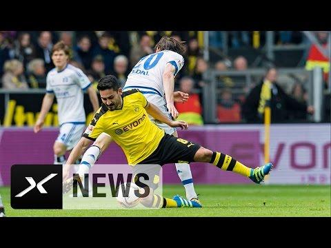 Saison- und EM-Aus für Ilkay Gündogan | Borussia Dortmund | EM 2016