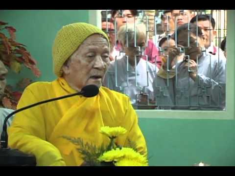 Hòa Thượng Thích Trí Tịnh - Khai Thị Tết 2009 (HD)