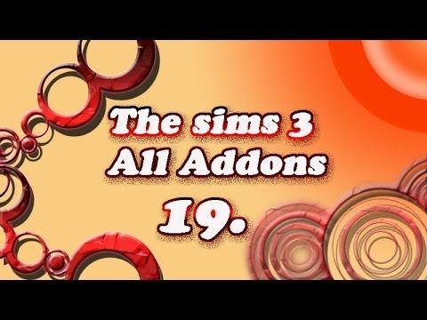 The Sims 3 GamePlay Lukku: Rande :) ( část 19.)