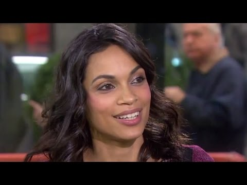 Rosario Dawson's Role In 'Top Five', Chris Rock Movie | TODAY