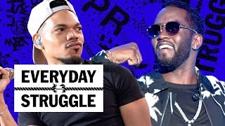 Diddy Defends Jay-Z, Independent Artists vs Signed Artists, Rapsody 'Eve' Review | Everyday Struggle