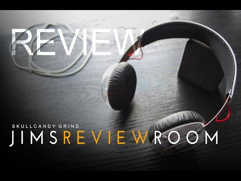 Skullcandy Grind Headphones - REVIEW