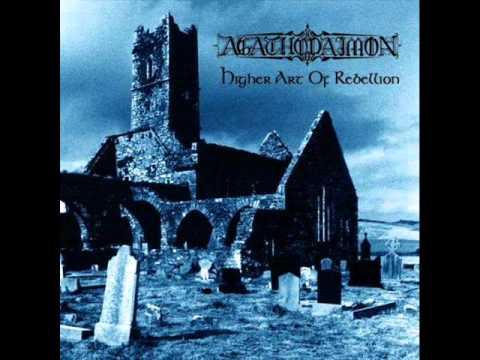 Agathodaimon - A Death in Its Plenitude