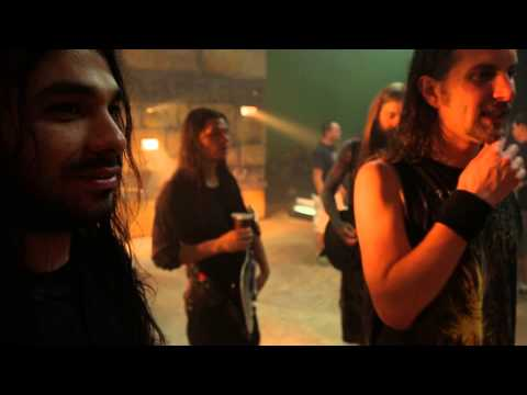 Suicide Silence- You Can't Stop Me (behind The Scenes) video