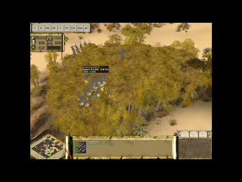 TUTORIAL Cheat in game Praetorians Чит для игры Praetorians
