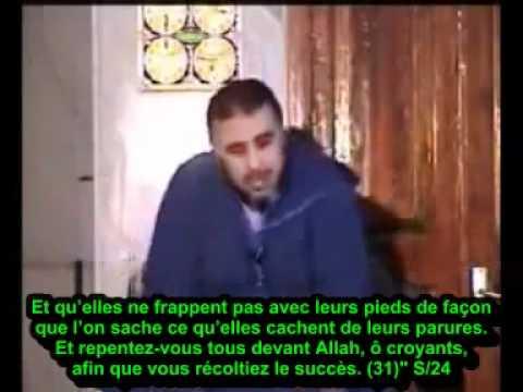 cheikh Nhari - de la bise au voile