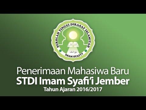 Dialog Spesial Memperkenalkan STDI Imam Syafi'i Jember (Penerimaan Mahasiswa Baru 2016/2017)