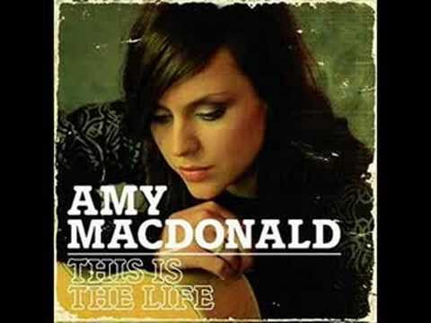 This Is The Life - Amy Macdonald ♪ video