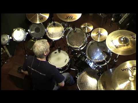 Torn - Natalie Imbruglia (my drum version)