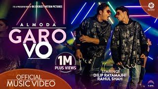 Garo Vo - Almoda Rana Uprety | Ft. Dilip Rayamajhi | Rahul Shah | Vibe & Wave | Official Music Video