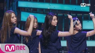 Brave Girls            Deepened Comeback Stage M Countdown 160218 Ep 461