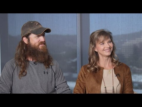 How 'Duck Dynasty' Stars Jase and Missy Robertson Are Teaching Their Kids About Love and Sex