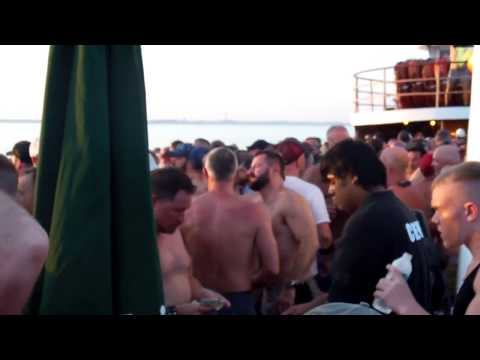 Bear Cruise P Town 2013 Gibbo video