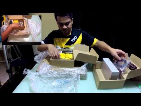 Unboxing Prusa i3 Kit