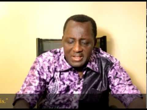 Message de Joseph MUKUNGUBILA au peuple congolais en souvenir des évènements du 30 décembre 2013