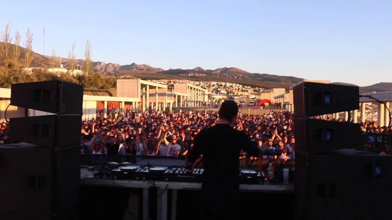 Marco Bailey / Sunny Day, Granada Spain
