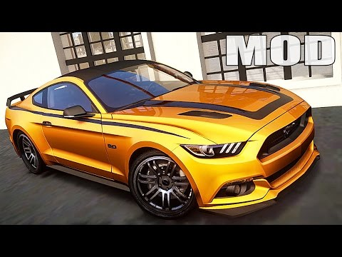 GTA IV San Andreas Beta - 2013 Ford Mustang GT [Car MOD] HD 1080p