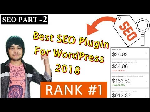 Best SEO Plugin For Wordpress 2018   How To Rank Your Website Post Using All In One SEO Pack   HINDI