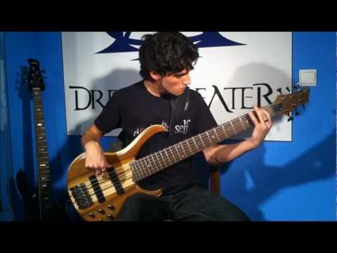 Dream Theater - The Root Of All Evil (Bass cover by Luismi Heredia).