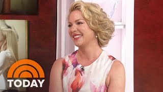 Katherine Heigl On Playing Villain In 'Unforgettable': It's Really Freeing | TODAY