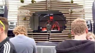 Dj Norion at Tomorrowland 2011