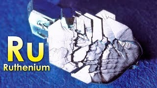 Ruthenium - The MOST MYSTERIOUS METAL ON EARTH!