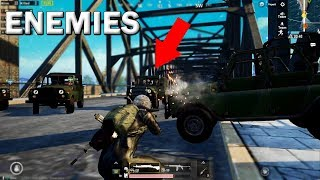 PUBG MOBILE TAMIL | Bridge Block Goes to Wrong | FUNNY TAMIL VOICE CHAT